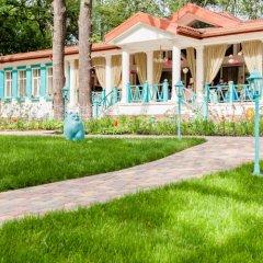 Гостевой дом Наша Дача спортивное сооружение
