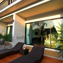 Отель The Fusion Resort балкон