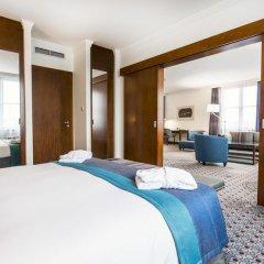 Radisson Blu Hotel, Wroclaw 5* Стандартный номер с двуспальной кроватью фото 2