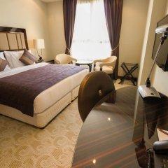 Strato Hotel by Warwick 4* Номер Делюкс с различными типами кроватей фото 3