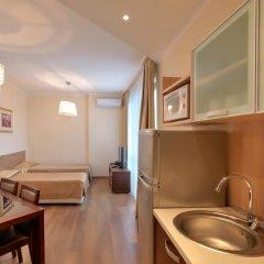 Апарт-Отель Golden Line Студия с различными типами кроватей фото 20