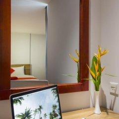 Maple Leaf Hotel & Apartment Нячанг интерьер отеля