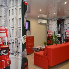 Апартаменты Red Bus Apartment na Mira Апартаменты с различными типами кроватей фото 16