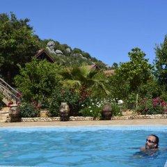 Kas Doga Park Hotel бассейн фото 3