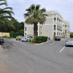 Отель Corfu Mare Boutique Корфу парковка