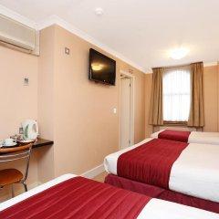 Elysee Hotel 3* Стандартный номер с 2 отдельными кроватями фото 5