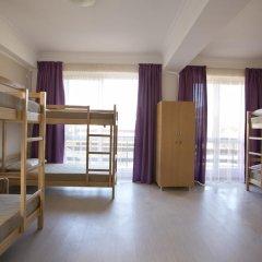 Апарт-Отель Открытие Кровать в общем номере с двухъярусными кроватями