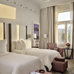 Four Seasons Hotel Gresham Palace Budapest 5* Стандартный номер с 2 отдельными кроватями фото 6
