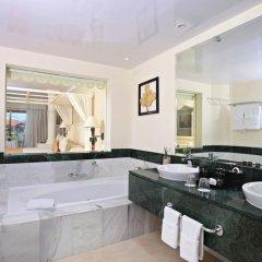 Отель Grand Bahia Principe Aquamarine ванная фото 2