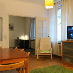 Апартаменты Warsaw Best Apartments Senatorska комната для гостей фото 2