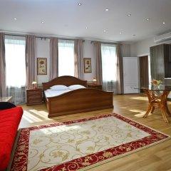 Гостиница Елисеефф Арбат 3* Стандартный семейный номер с двуспальной кроватью фото 23