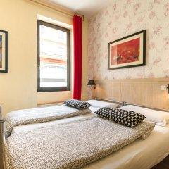 Villa Saint Exupéry Beach - Hostel Стандартный номер с двуспальной кроватью фото 7