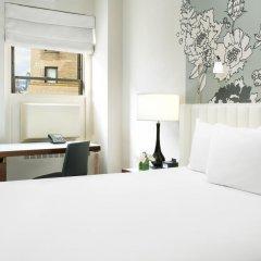 Отель Affinia Manhattan 4* Стандартный номер с различными типами кроватей фото 3