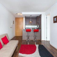 Отель myLUXAPART Las Condes Апартаменты с различными типами кроватей фото 8