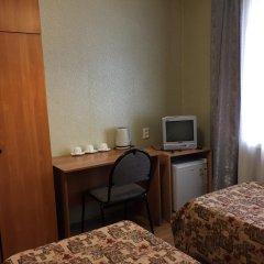 Гостиница Авиатор Номер Эконом с разными типами кроватей фото 2