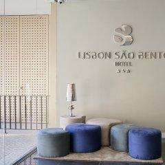 Lisbon Sao Bento Hotel интерьер отеля
