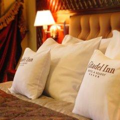 Цитадель Инн Отель и Резорт 5* Стандартный номер с различными типами кроватей фото 8