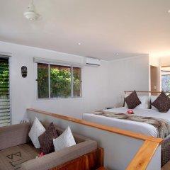 Отель Nanuya Island Resort Фиджи, Матаялеву - отзывы, цены и фото номеров - забронировать отель Nanuya Island Resort онлайн комната для гостей фото 5