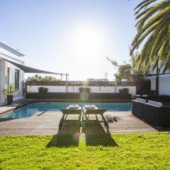 Отель Cape Diem Lodge Кейптаун бассейн фото 3
