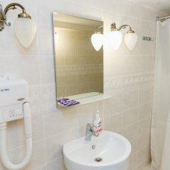 Гостиница Алмаз ванная фото 2