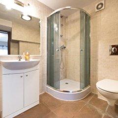 Отель Apartamenty Zacisze Гданьск ванная фото 2