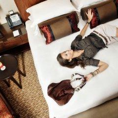 Отель Amwaj Rotana, Jumeirah Beach - Dubai 5* Стандартный номер с различными типами кроватей фото 5