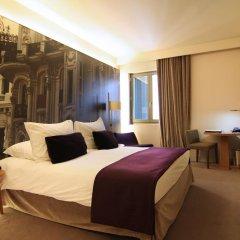 Radisson Blu Hotel, Madrid Prado 4* Люкс с различными типами кроватей фото 2