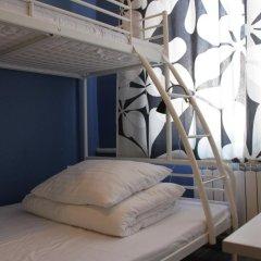 La Guitarra Hostel Стандартный номер с двуспальной кроватью (общая ванная комната)