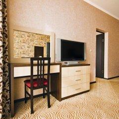 Гостиница Илиада Люкс с двуспальной кроватью фото 2
