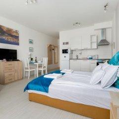 Апартаменты Sun Resort Apartments Студия с различными типами кроватей фото 4