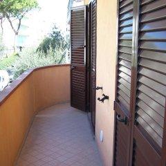 Отель Appartamenti Angelini балкон