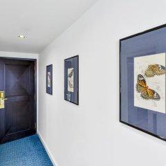 Отель Savoy 5* Улучшенный номер с двуспальной кроватью фото 10