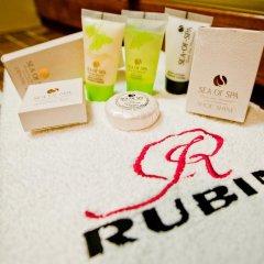 Отель Apartamenty Rubin ванная фото 2