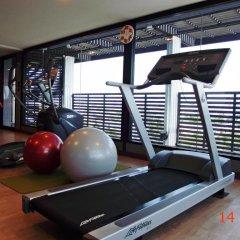 Отель 14 Living Бангкок фитнесс-зал фото 3