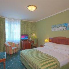 Отель Mercure Secession Wien 4* Стандартный номер с различными типами кроватей фото 14