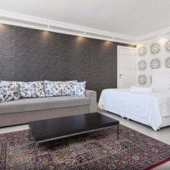 Отель Defne Suites Улучшенные апартаменты с различными типами кроватей фото 35
