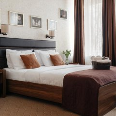 Апарт Отель Рибас 3* Номер Делюкс разные типы кроватей фото 12