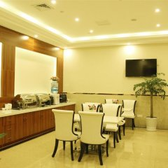 GreenTree Alliance Nantong West Renmin Road Coach Station Hotel питание фото 3