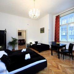 Апартаменты Josefov Apartments Прага комната для гостей фото 4
