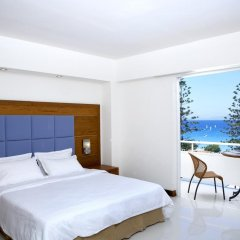 Отель Sunshine Rhodes 4* Стандартный семейный номер с различными типами кроватей фото 2