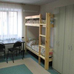 Хостел 4&4 Кровать в общем номере фото 16