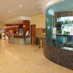 Отель Blaucel - Blanes Бланес интерьер отеля фото 2