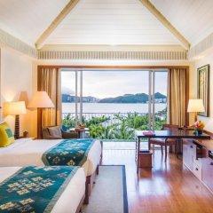 Отель Mandarin Oriental Sanya 5* Номер с террасой фото 11