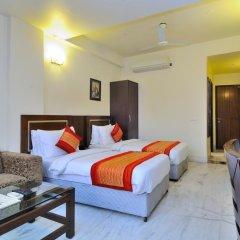 Отель Shanti Villa 3* Номер Делюкс с различными типами кроватей фото 9