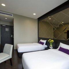 Отель V Lavender Улучшенный номер фото 6