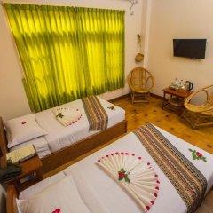 Inle Apex Hotel 3* Стандартный номер с различными типами кроватей фото 2