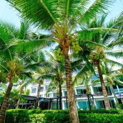 Aranta Airport Hotel пляж