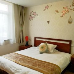 Отель Hutong Impressions Beijing Guesthouse Китай, Пекин - отзывы, цены и фото номеров - забронировать отель Hutong Impressions Beijing Guesthouse онлайн комната для гостей фото 2
