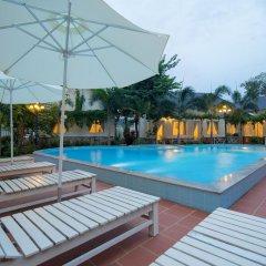 Отель Blue Paradise Resort 2* Стандартный номер с различными типами кроватей фото 20