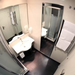 Отель Hostal Abadia Стандартный номер с 2 отдельными кроватями фото 14